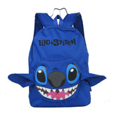 bag,stitch,girl,backpack,back to school,blue,disney,lilo and stitch