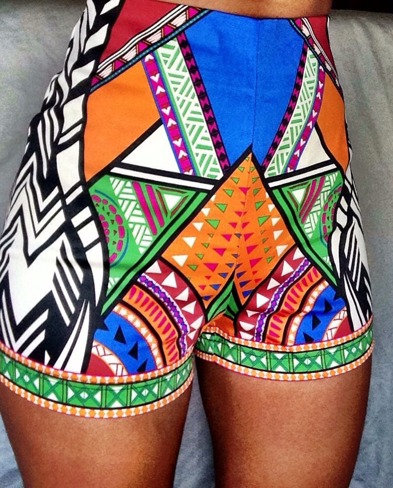 Coco shorts  — Luxe Life boutique