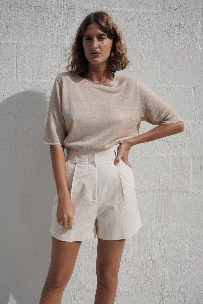 Ranger Shorts - Vintage White
