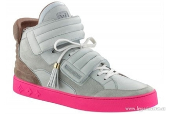 shoes louis vuitton sneakers jasper pink fashion swag style grey kayne west gucci prada chanel hugo boss armani
