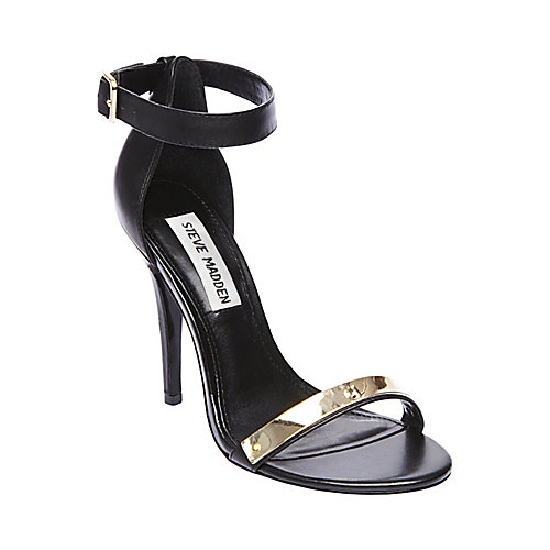 REALOV-M BLACK MULTI women's dress high ankle strap - Steve Madden