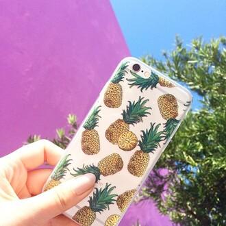 phone cover yeah bunny fruits iphone pineapple pinacolada
