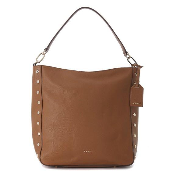 DKNY bag leather bag leather