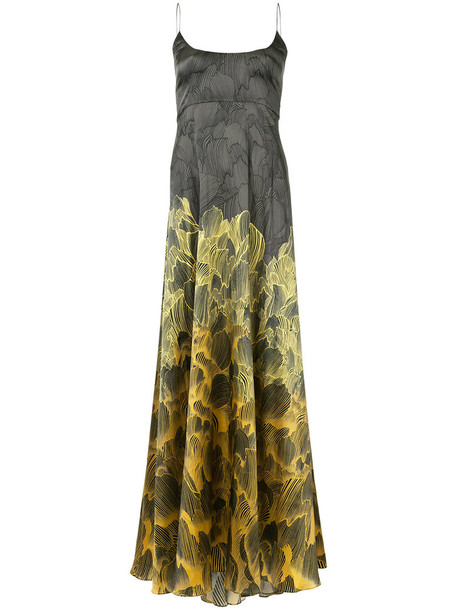 Adriana Iglesias dress women spandex black silk