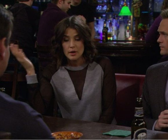 sweater how i met your mother chiffon