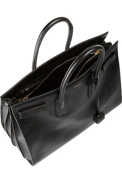Saint Laurent | Sac De Jour leather tote | NET-A-PORTER.COM