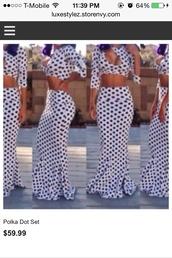 skirt,polka dots,polka dot skirt,polka dots dress,long skirt,maxi skirt,maxi dress