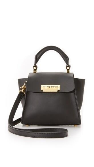 cross mini bag black