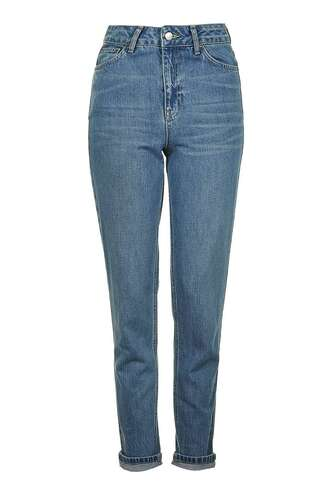 jeans denim mom jeans