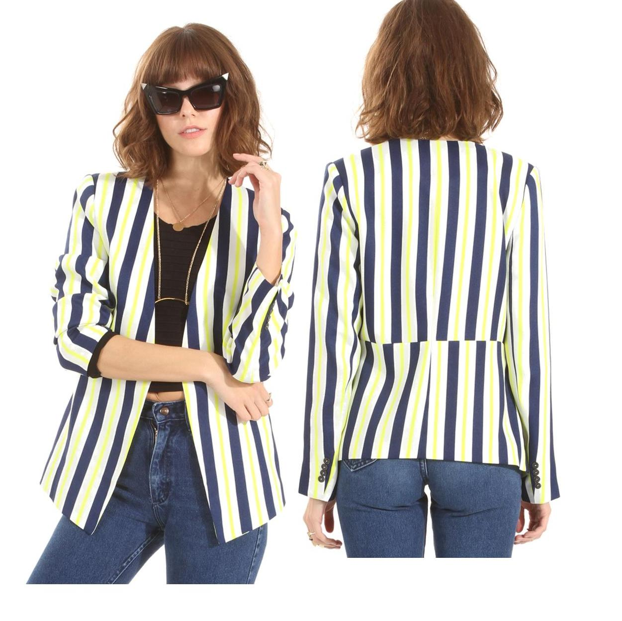 Hey sailor blazer · trendyish · online store powered by storenvy