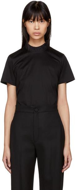 Harmony t-shirt shirt t-shirt black top