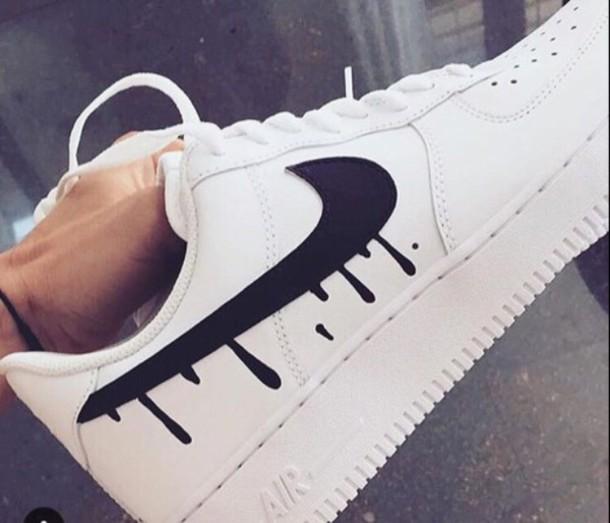 Aesthetic Aesthetic Nike Grunge Tumblr Shoes Wexqf75w