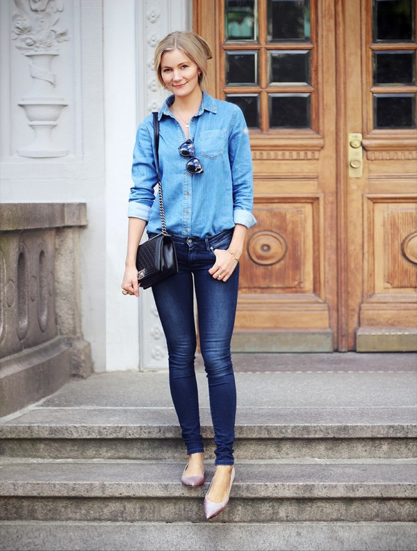 passions for fashion jeans shoes bag jewels sunglasses