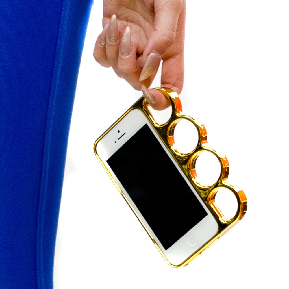 iPhone kate spade iphone 5s case : ... case: Rihana and Megan Fox used nuckle duster phone case on Aliexpress