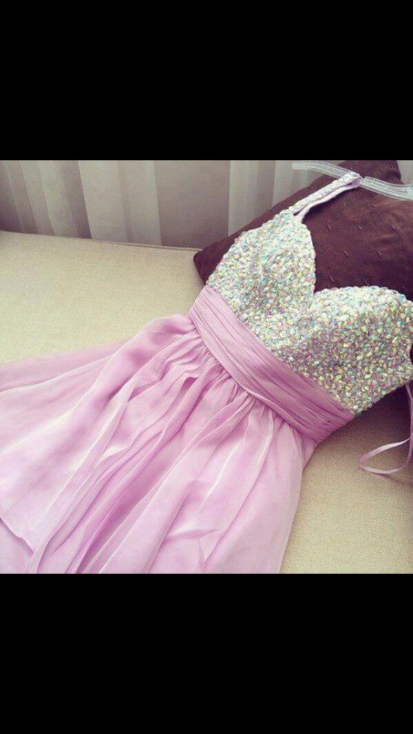 glitter purple dress sequence dress prom dress homecoming dress
