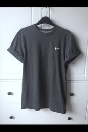 shirt,grey,nike,top,clothes,oversized t-shirt,t-shirt,adidas,black,loose,tory burch,t-shirt dress,streetwear,nike sportswear,grey nike shirt,hemlines,nike black,nike shirt,just do it,grey t-shirt,white,classy,sportswear,workout,running,fashion,bag,nike sweater,nike grey,oversized,nike t-shirt