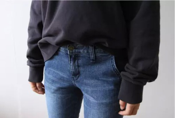 sweater sweater black black