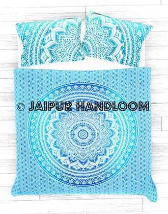 home accessory bedding bedding and pillow mandala tapestry wall hanging queen bed cover mandala pillow blanket