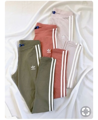 pants adidas olive green green nude 3 stripes coral sportswear fashion