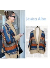 Tribal Chunky Cardigan