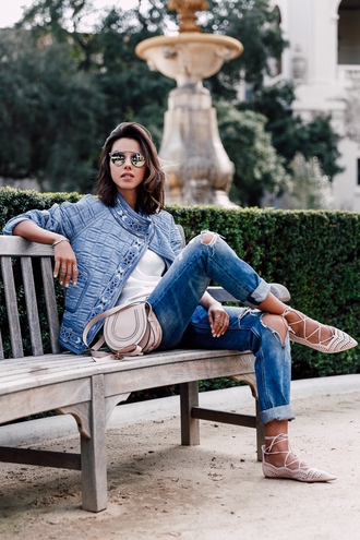 viva luxury blogger jacket top jeans bag jewels sunglasses shoes dior sunglasses dior so real