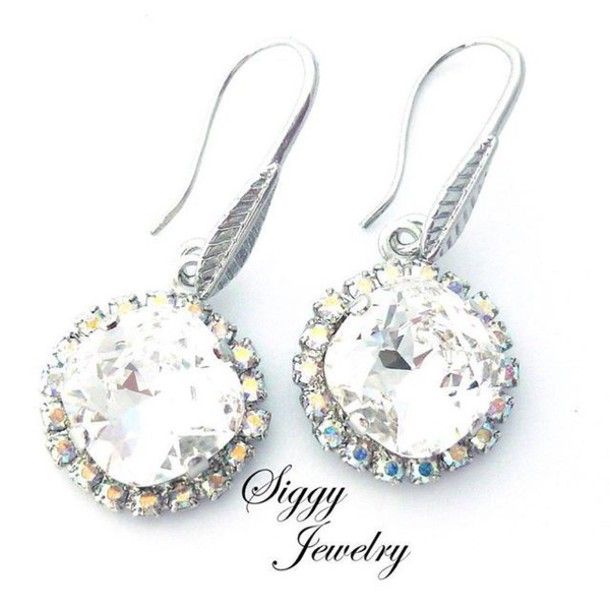 Jewels Siggy Jewelry Swarovski Jewelry Earrings Dangle