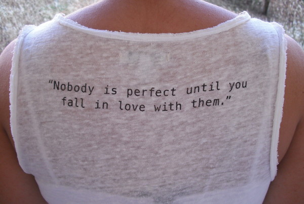 shirt quote on it white shirt white t-shirt tank top top quote on it cute summer sleeveless tank sleeveless white t-shirt quote on it perfect nobody true style white top love quotes classy love quotes muscle tee