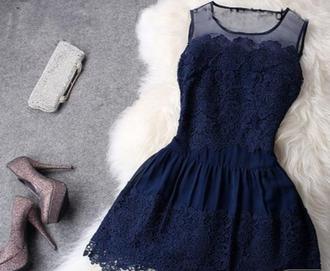 dark blue dress evening dress dreamy