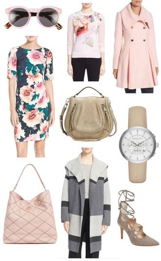suburban faux-pas blogger sunglasses cardigan jacket dress bag jewels shoes coat