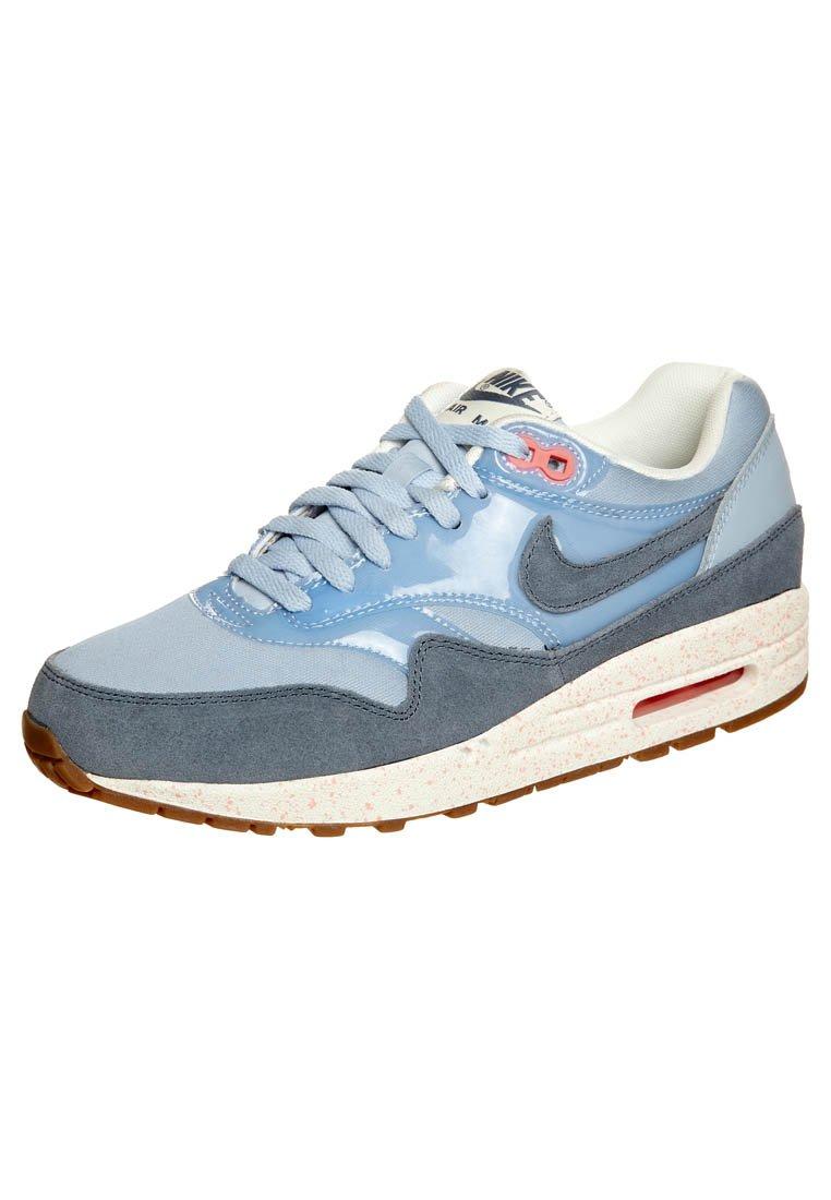 Nike Sportswear WMNS AIR MAX 1 - Sneakers laag - Blauw - Zalando.nl