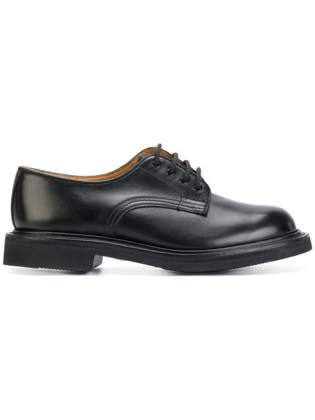 Trickers women shoes leather black