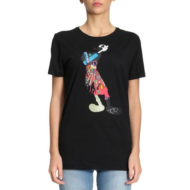 Iceberg t-shirt shirt t-shirt women black top
