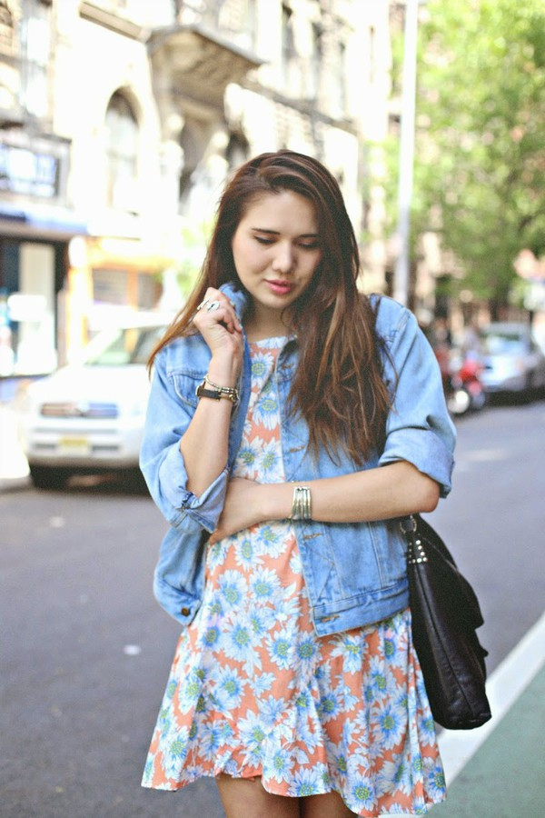 color me nana jacket dress