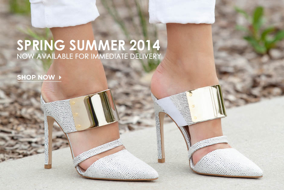 Designer Ladies Shoes from The Mode Collective