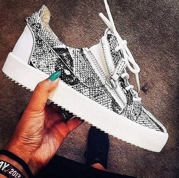 shoes Giuseppe Zanotti shoes