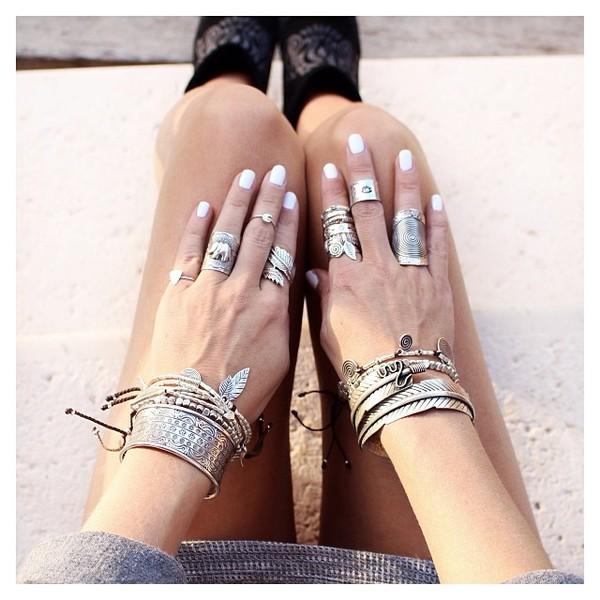 jewels boho ring