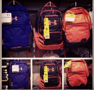bag under armour backpack
