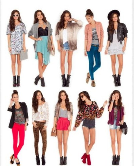 shorts girl's clothes