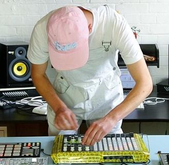 hat menswear cap baby pink
