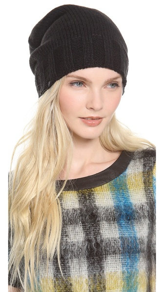Plush Slouchy Knit Beanie | SHOPBOP