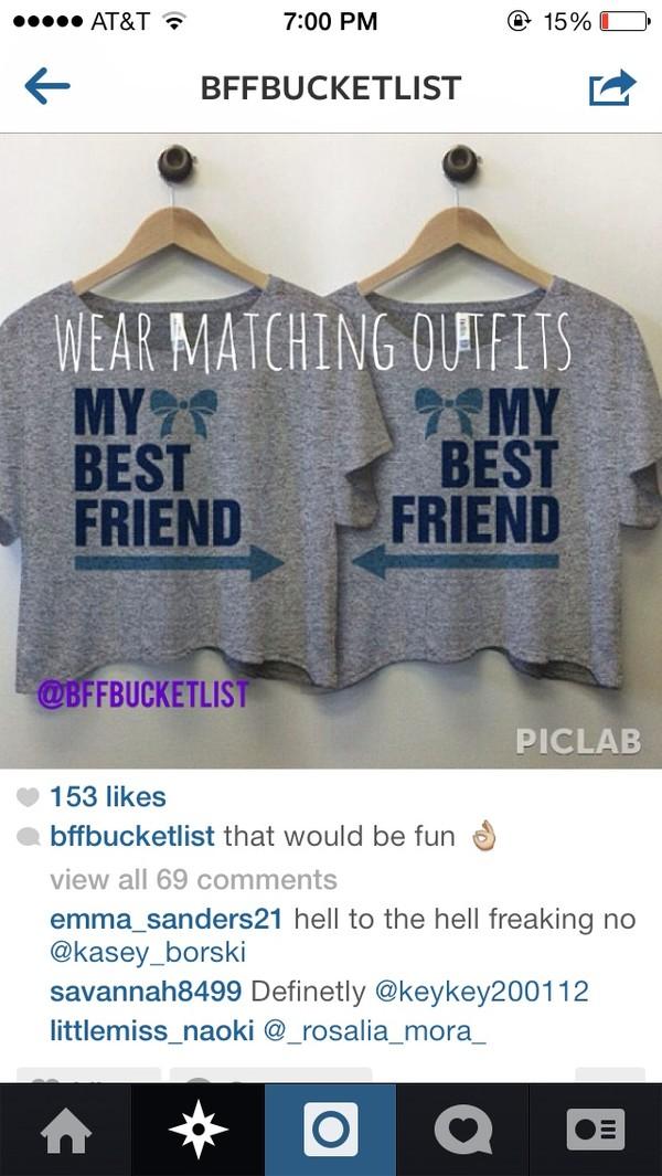 shirt bff matchingshirts