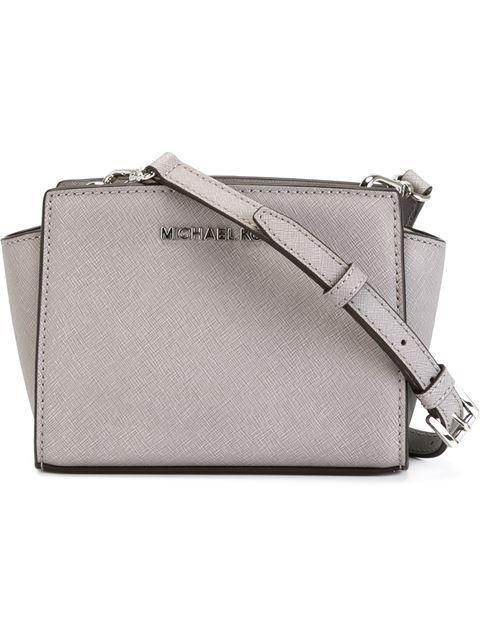 a78d1fd0bc7ea1 Michael Michael Kors Mini 'selma' Crossbody Bag - Tessabit - Farfetch ...