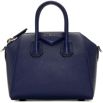 mini bag blue