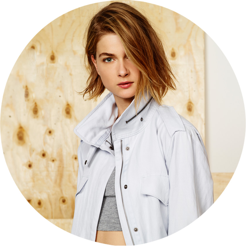 Community | Shop the latest parkas, coats, jackets | Aritzia
