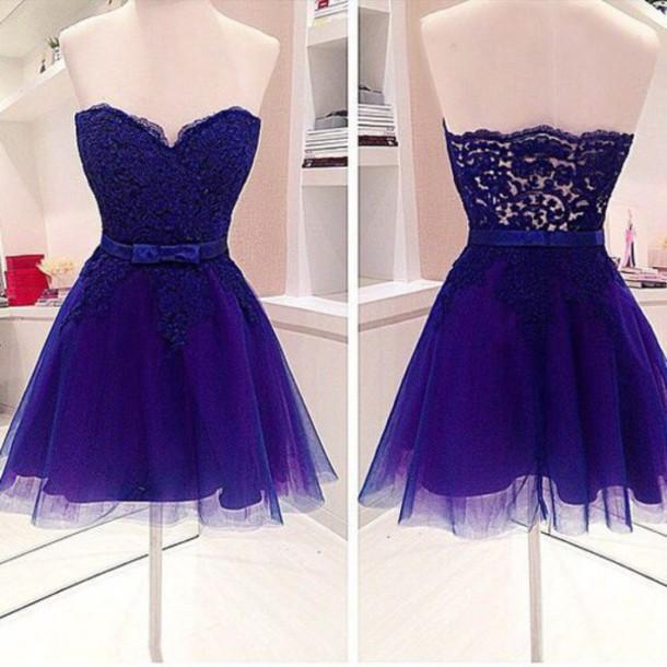 dress ombre prom dress blue purple blue prom dress