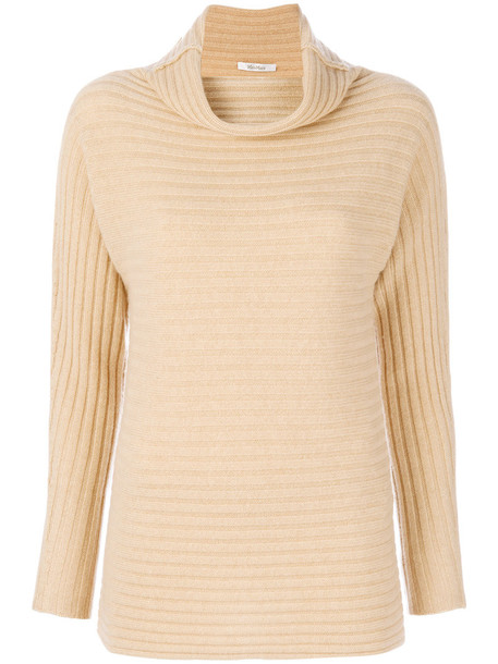 Max Mara jumper women nude sweater