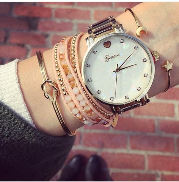 jewels jewelry bracelets watch gold bracelet geneva