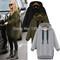 2014 top quality womens fashion cotton loose hedging hooded long sweatshirt long sleeve hoodies plus size s 5xl