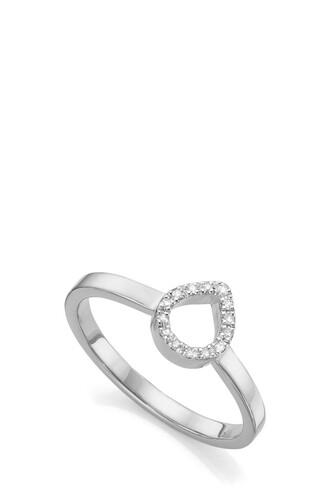 diamond ring mini women ring clear jewels