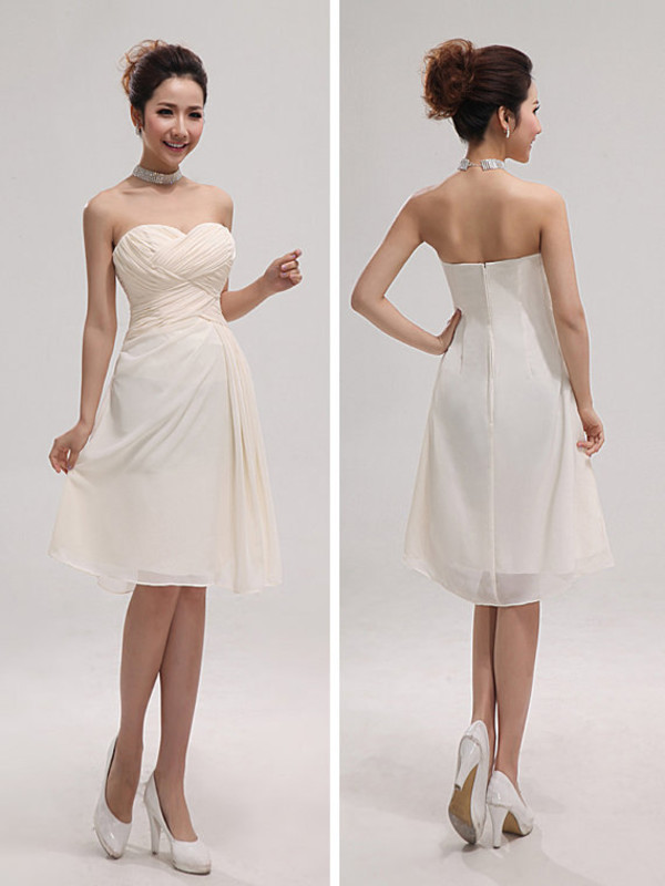 dress chiffon bridesmaid dresses
